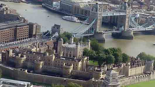 В каком районе Лондона жил Марк Твен