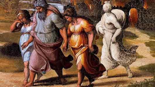 Единственный праведник из Содома