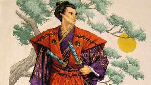 Душа самурая