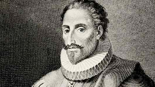 Где Мигель де Сервантес провел пять лет в плену у пиратов