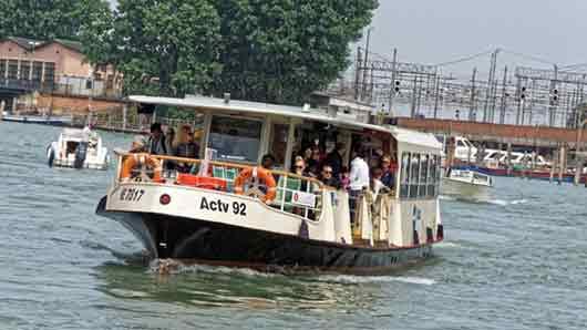 Главный городской транспорт Венеции