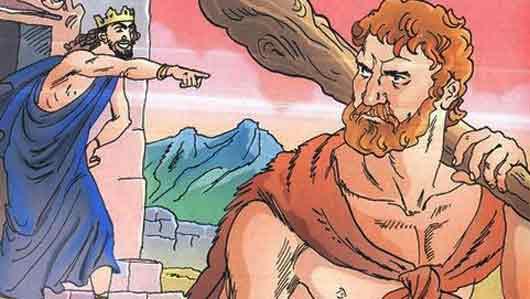 С каким эпейским царем миф связывает шестой подвиг Геракла