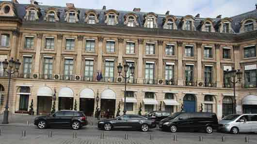С каким отелем связан уход в лучший мир для Коко Шанель
