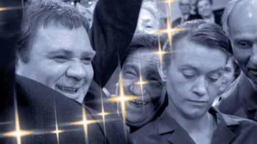 «Голос за кадром» в фильме «Зигзаг удачи»