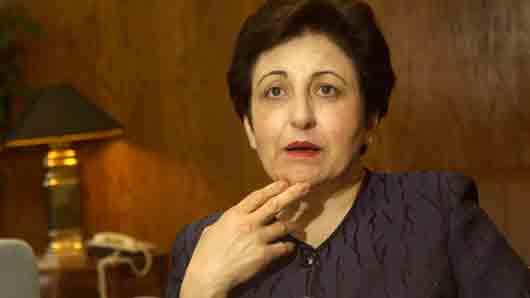 Иранский адвокат, первая мусульманка, кого наградили Нобелевской премией мира