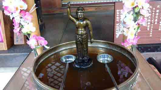 Японский сладкий чай на день рождения Будды