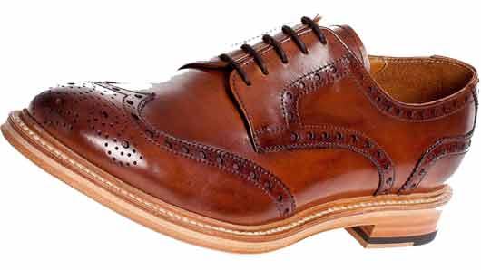 Как называются элегантные ботинки со шнуровкой