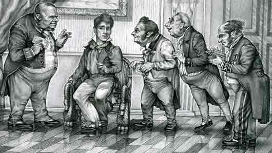 Какой граф прочел гоголевского «Ревизора» императору Николаю I, давшему после согласие на постановку комедии