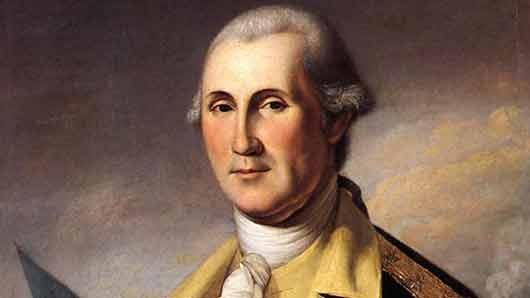 Откуда происходили предки Джорджа Вашингтона