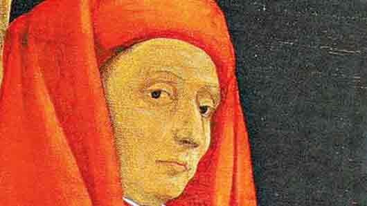 Живописный вдохновитель не только Рафаэля, но и Леонардо да Винчи