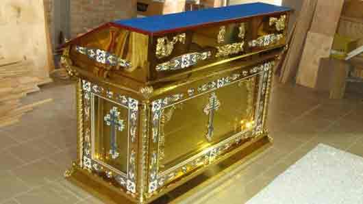 Церковная подставка для Библии