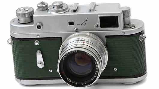 Фотоаппарат с «острым зрением»