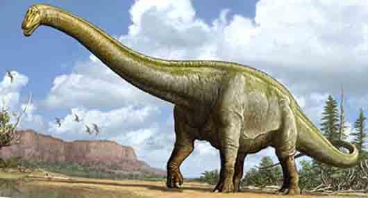 Самый большой из динозавров