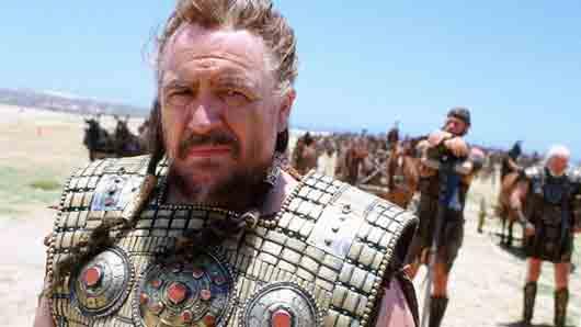 Вождь ахейцев в Троянской войне