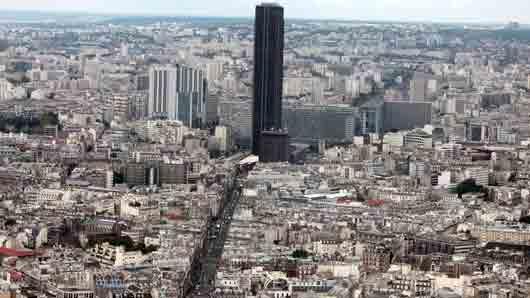 В каком парижском квартале черпал вдохновение Марк Шагал. 9 букв