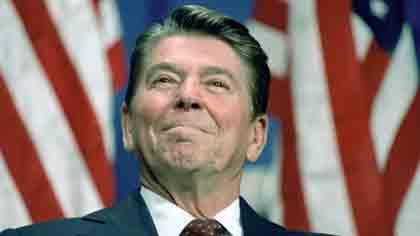 """Какой фильм многократно смотрел Рональд Рейган накануне встречи с Горбачевым в надежде понять """"этих загадочных русских"""""""