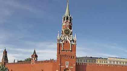 Что в 16 веке украшало Спасскую башню Кремля