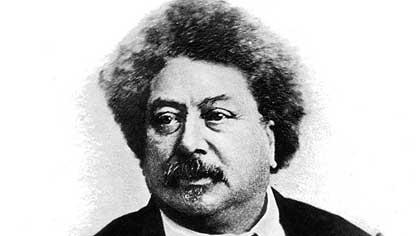 Александр Дюма первым открыл в Париже что