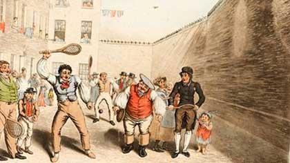 Какая популярная в Европе игра зародилась в стенах тюрьмы