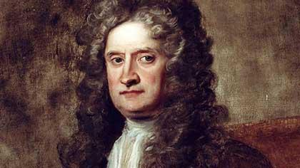 Какое новшество при чеканке монет первым придумал Ньютон