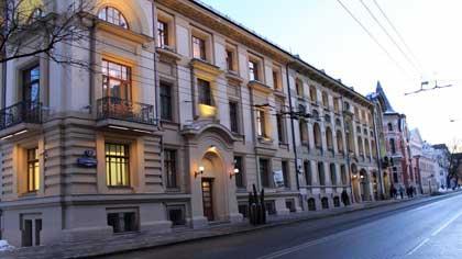 Кого, судя по названию улицы, можно было встретить в районе нынешней Остоженки?