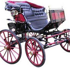 Повозка из одной лошади и одного пассажира в России в 19 веке (8 букв)