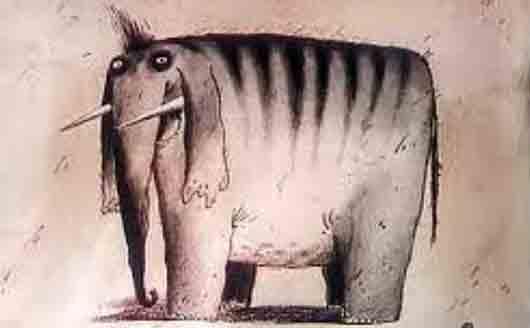Кто похитил полосатого слона
