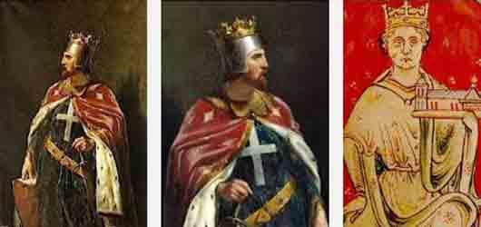 Король Ричард Львиное Сердце как представитель династии