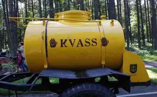 Как называется финский квас?