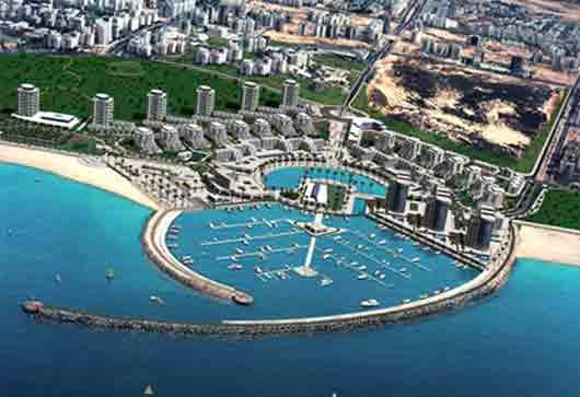 Самый большой порт в Израиле