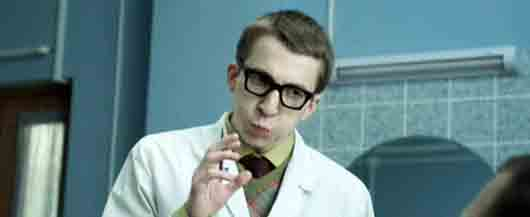Доктор Левин из «Интернов»