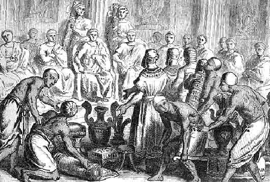 Низы в Древнем Риме