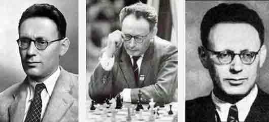 Первый советский чемпион мира по шахматам