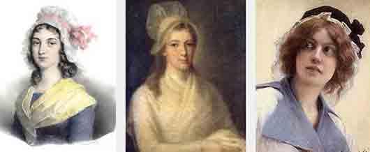 Какая Шарлотта стала «девой мщения» в пушкинском «Кинжале»