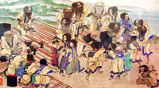 Какой народ считают древнейшим населением Японских островов
