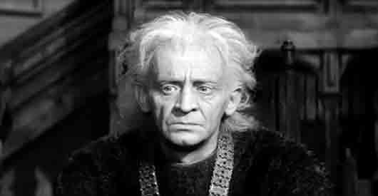 Кто сыграл короля Лира в экранизации Григория Козинцева
