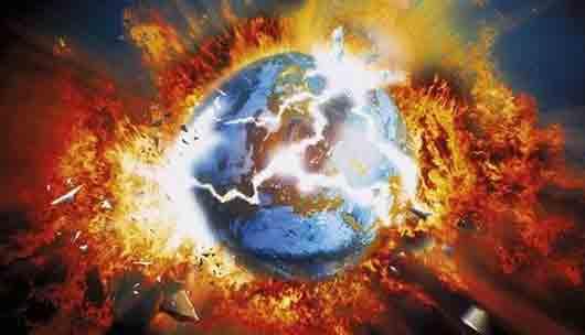 Кто приходит ликвидировать «конец света»