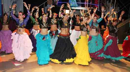 Марокканский танец, описанный в «Пер Гюнте» Генрика Ибсена