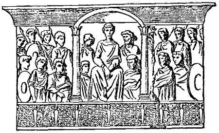 Династия римского «золотого века»