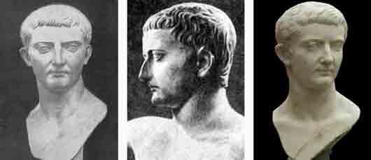 Римский император, убивавший врагов, протыкая их пальцем