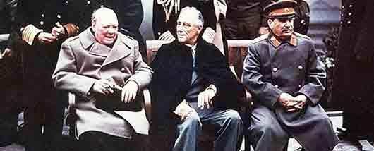 Какое грузинское вино потрясло Уинстона Черчилля на Ялтинской конференции