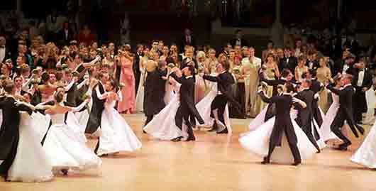 Австрийский народный танец