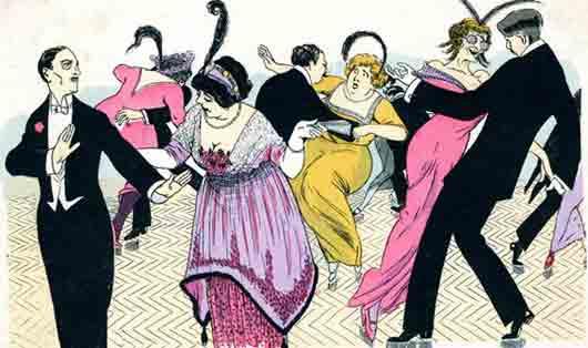 Бразильское танго