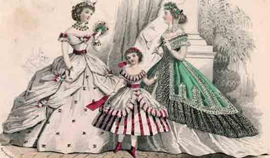 «Бумажная кисея» из XIX века