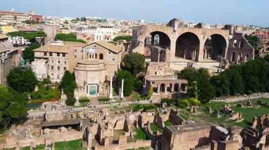 Императорская казна в Древнем Риме