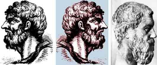 Какому из античных поэтов мир обязан поисками истины в вине