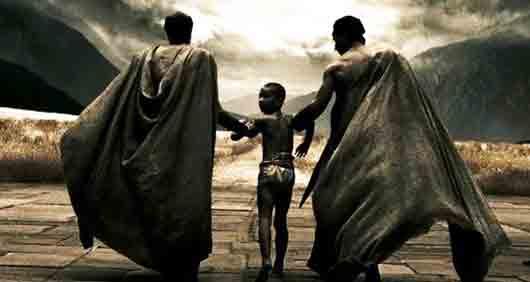 «Место отказа», куда в древней Спарте сбрасывали щуплых детей