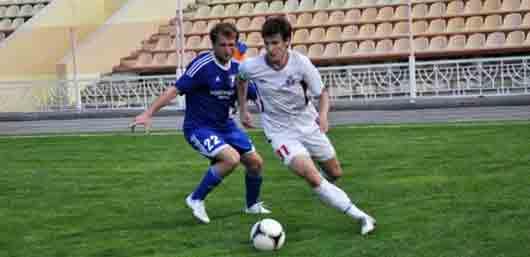 Полузащитник в футболе