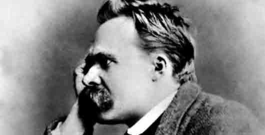 «Бог свободного Евангелия» для Фридриха Ницше