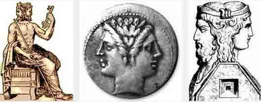 Каким даром прославился бог Янус у древних римлян